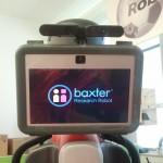 Baxter's Halterung(Detail)